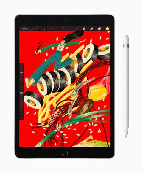 Apple iPad 9th gen 10.2 inch 2021